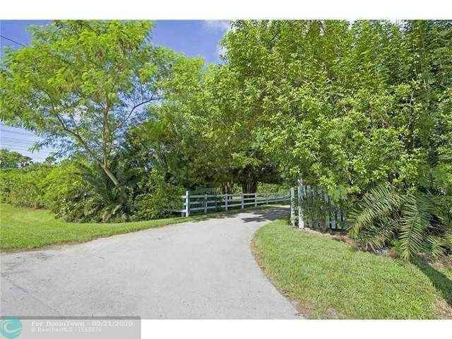 6701 SW 166 AVE, Southwest Ranches, FL 33331 (#F10217907) :: Real Estate Authority
