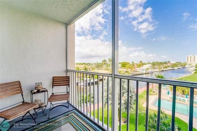 1391 S Ocean Blvd #401, Pompano Beach, FL 33062 (MLS #F10218133) :: The O'Flaherty Team