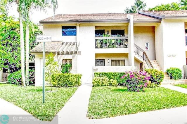 4137 NW 22nd St 255F, Coconut Creek, FL 33066 (MLS #F10218237) :: The O'Flaherty Team