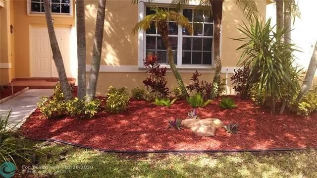 437 Cambridge Dr, Weston, FL 33326 (MLS #F10218322) :: Berkshire Hathaway HomeServices EWM Realty