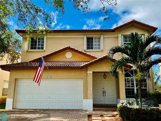 6115 NW 41st Dr, Coral Springs, FL 33067 (MLS #F10218335) :: Best Florida Houses of RE/MAX