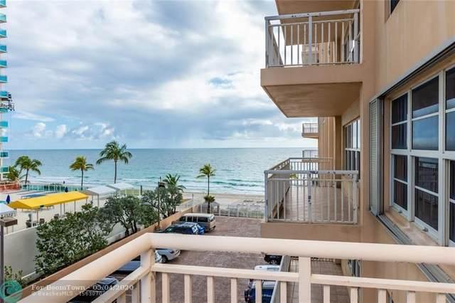 3850 Galt Ocean Dr #409, Fort Lauderdale, FL 33308 (MLS #F10218555) :: Berkshire Hathaway HomeServices EWM Realty