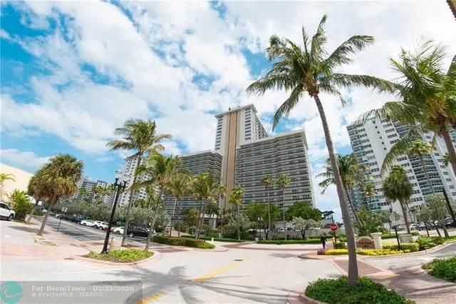 3500 Galt Ocean Dr #1108, Fort Lauderdale, FL 33308 (MLS #F10218561) :: Berkshire Hathaway HomeServices EWM Realty