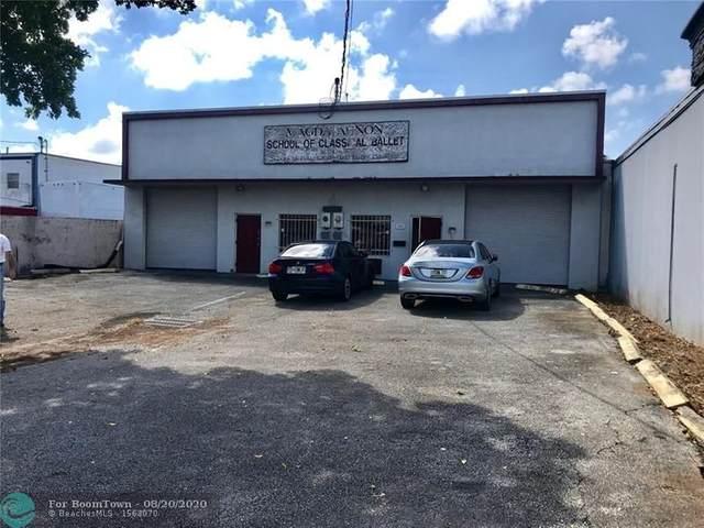 508 NE 43rd St, Oakland Park, FL 33334 (MLS #F10218725) :: Berkshire Hathaway HomeServices EWM Realty