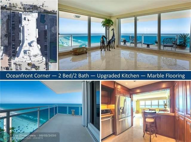 3430 Galt Ocean Dr #1606, Fort Lauderdale, FL 33308 (#F10218793) :: Posh Properties