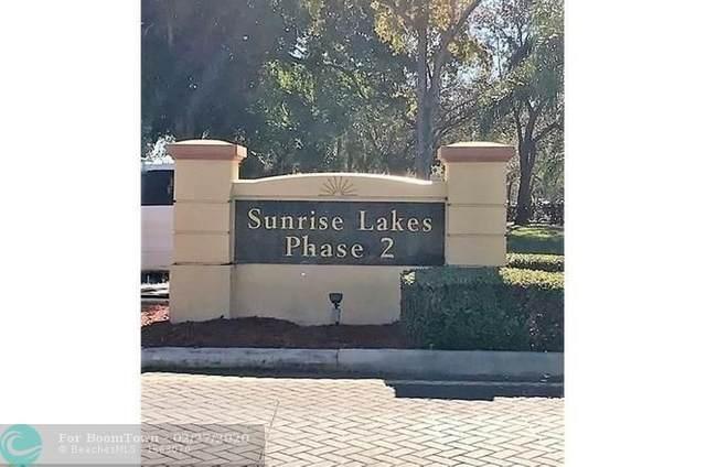 8345 Sunrise Lakes Blvd #203, Sunrise, FL 33222 (MLS #F10218821) :: The O'Flaherty Team