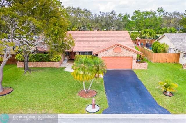 11005 NW 7th St, Coral Springs, FL 33071 (MLS #F10218887) :: Laurie Finkelstein Reader Team