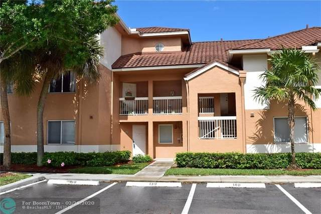 710 NW 92nd Ave #710, Plantation, FL 33324 (MLS #F10218906) :: The Howland Group
