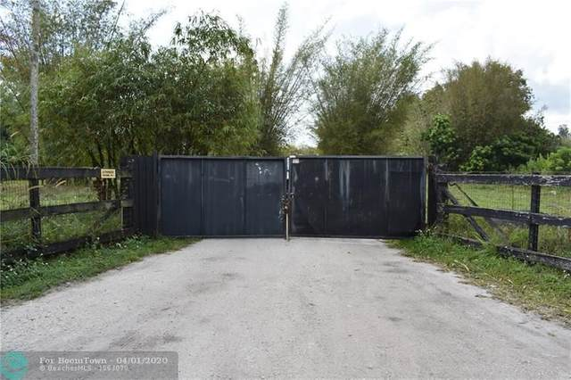 6543 SW 185th Way, Southwest Ranches, FL 33332 (MLS #F10219003) :: Green Realty Properties