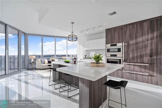 851 NE 1st Av #2904, Miami, FL 33132 (#F10219077) :: Posh Properties