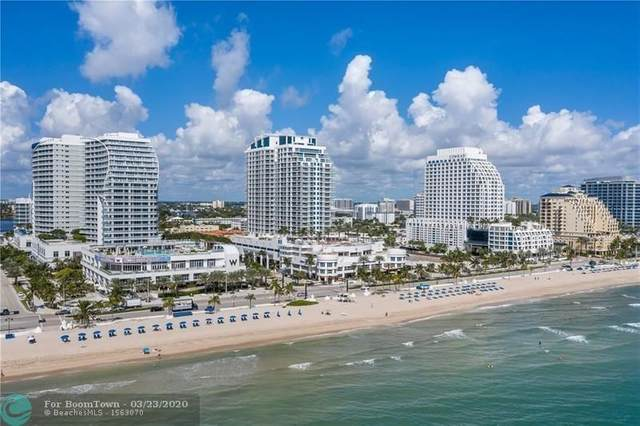 505 N Fort Lauderdale Beach Blvd #2203, Fort Lauderdale, FL 33304 (MLS #F10219187) :: Laurie Finkelstein Reader Team