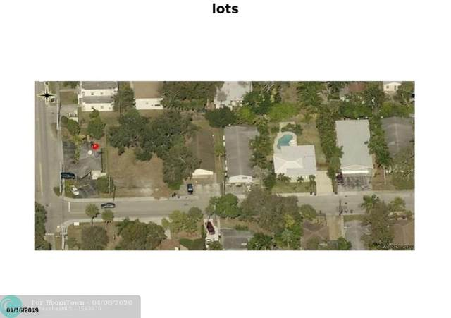 1029 W Las Olas Blvd, Fort Lauderdale, FL 33312 (MLS #F10219201) :: The Howland Group