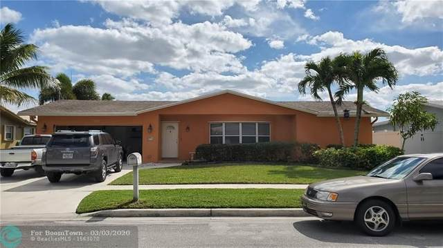 6740 NW 23RD ST, Margate, FL 33063 (#F10219398) :: Realty100