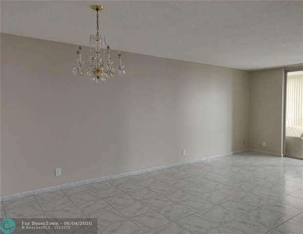 620 NE 12th Ave #708, Hallandale, FL 33009 (MLS #F10219692) :: Berkshire Hathaway HomeServices EWM Realty