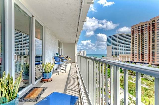 77 S Birch Rd 12B, Fort Lauderdale, FL 33316 (MLS #F10219700) :: Castelli Real Estate Services