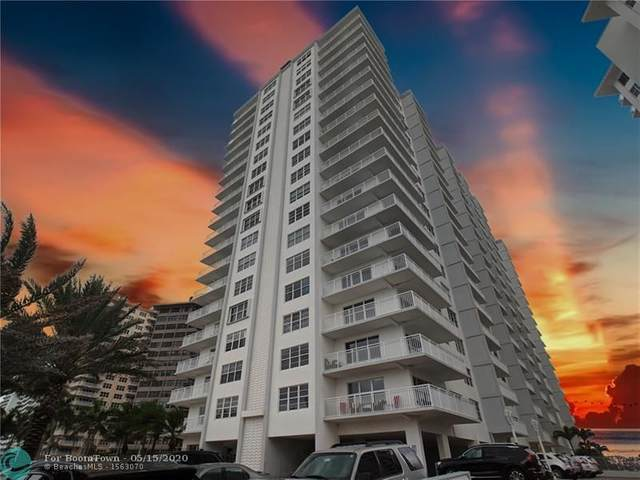3750 Galt Ocean Dr #806, Fort Lauderdale, FL 33308 (MLS #F10219830) :: THE BANNON GROUP at RE/MAX CONSULTANTS REALTY I