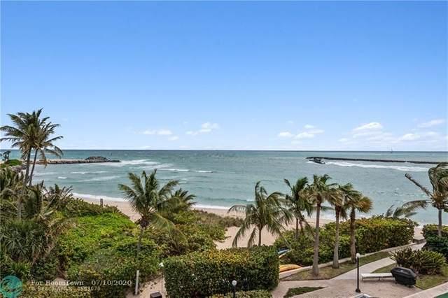 2100 S Ocean Dr 3A, Fort Lauderdale, FL 33316 (#F10220029) :: Posh Properties