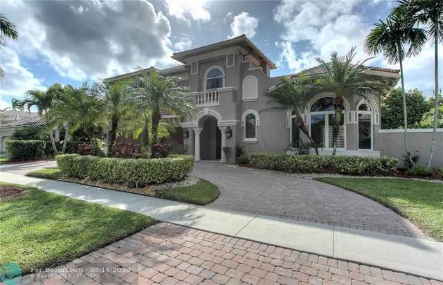 11077 Canary Island Ct, Plantation, FL 33324 (MLS #F10220070) :: THE BANNON GROUP at RE/MAX CONSULTANTS REALTY I