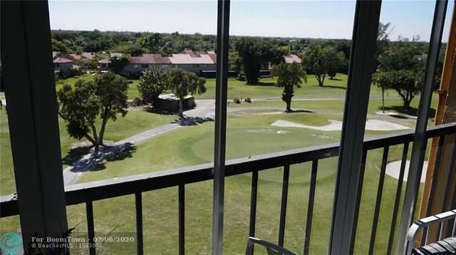 3821 Environ Blvd #707, Lauderhill, FL 33319 (MLS #F10220121) :: Green Realty Properties