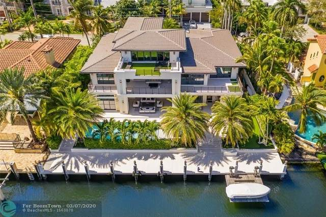 440 San Marco Dr, Fort Lauderdale, FL 33301 (MLS #F10220304) :: The Howland Group