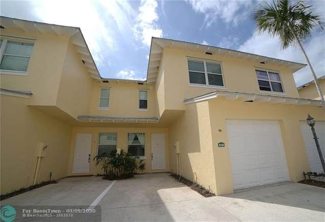 836 SE 4th Ct #836, Deerfield Beach, FL 33441 (MLS #F10220400) :: The Paiz Group