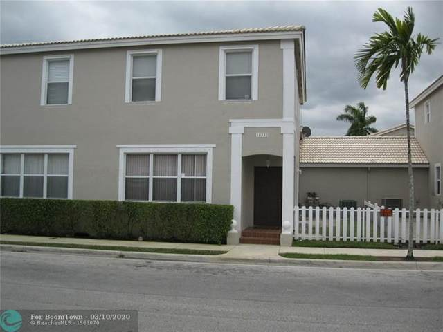 10532 NW 57th Ct #10532, Coral Springs, FL 33076 (MLS #F10220959) :: THE BANNON GROUP at RE/MAX CONSULTANTS REALTY I