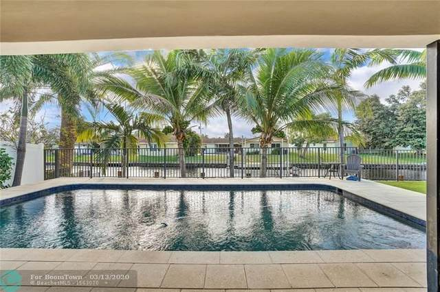 6341 NE 20th Way, Fort Lauderdale, FL 33308 (MLS #F10221146) :: The O'Flaherty Team