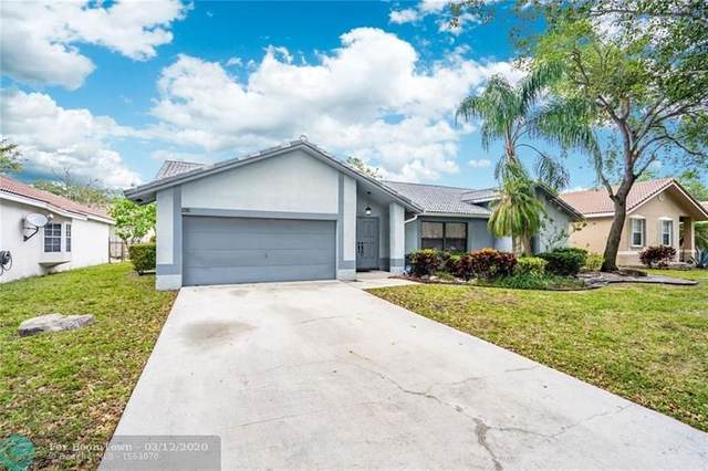 5022 NW 45th Ave, Coconut Creek, FL 33073 (MLS #F10221307) :: Castelli Real Estate Services