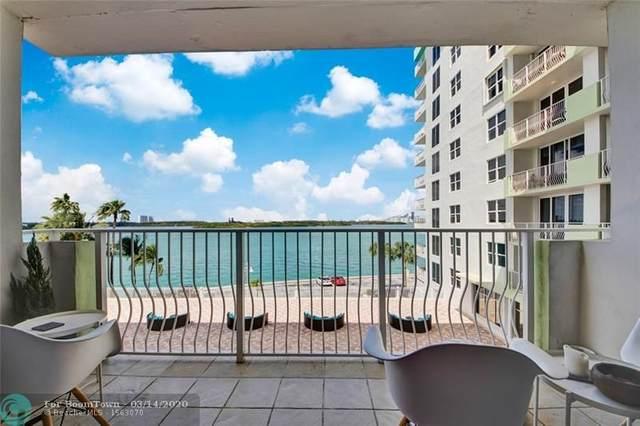 10350 W Bay Harbor Dr 4U, Bay Harbor Islands, FL 33154 (MLS #F10221622) :: Castelli Real Estate Services