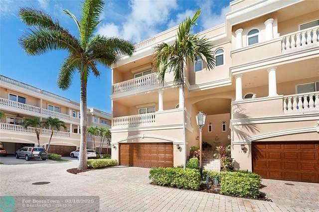 1774 Bay Dr, Pompano Beach, FL 33062 (MLS #F10221729) :: Green Realty Properties