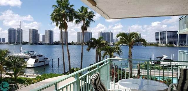 18000 N Bay Rd #201, Sunny Isles Beach, FL 33160 (MLS #F10221831) :: The O'Flaherty Team
