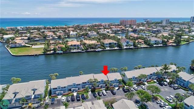 936 Jeffery St, Boca Raton, FL 33487 (MLS #F10222029) :: The Howland Group