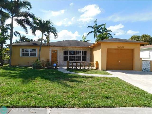 5325 SW 9th St, Margate, FL 33068 (MLS #F10222276) :: THE BANNON GROUP at RE/MAX CONSULTANTS REALTY I