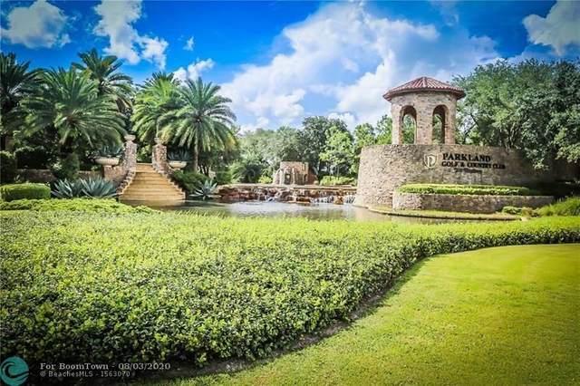 7131 Lemon Grass Dr Lot A, Parkland, FL 33076 (MLS #F10222647) :: Berkshire Hathaway HomeServices EWM Realty