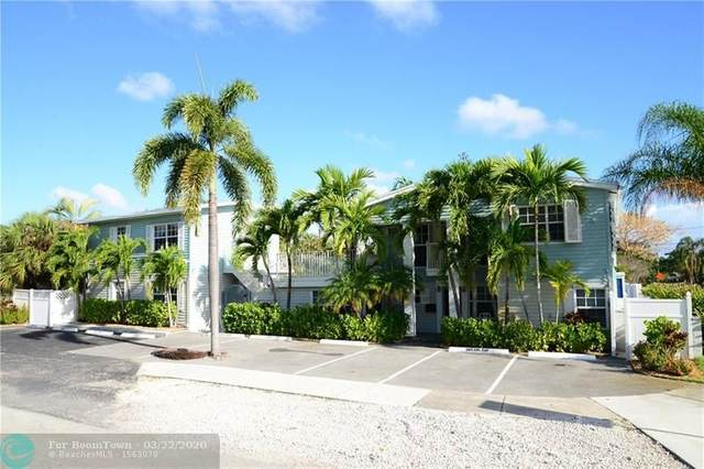 57 NE 24th St, Wilton Manors, FL 33305 (MLS #F10222670) :: Berkshire Hathaway HomeServices EWM Realty