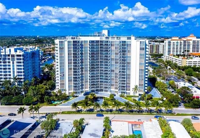 2841 N Ocean Blvd #607, Fort Lauderdale, FL 33308 (MLS #F10222904) :: Castelli Real Estate Services
