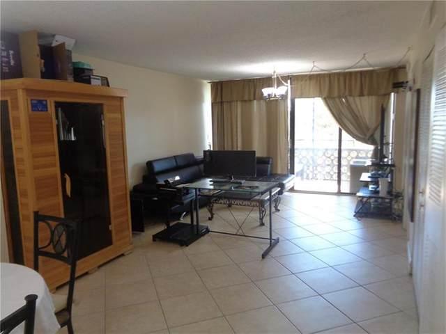 4222 Inverrary Blvd #4301, Lauderhill, FL 33319 (MLS #F10222969) :: Green Realty Properties