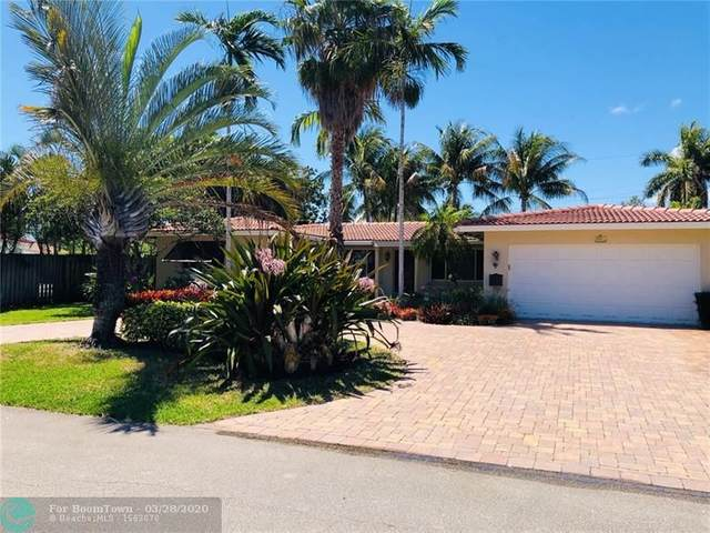 4121 NE 22nd Ter, Lighthouse Point, FL 33064 (MLS #F10223207) :: The O'Flaherty Team