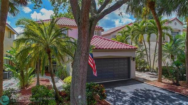 1105 NW 111th Ave, Plantation, FL 33322 (MLS #F10223257) :: Green Realty Properties
