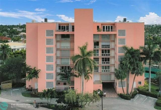 1750 E Las Olas Blvd #401, Fort Lauderdale, FL 33301 (MLS #F10223431) :: Berkshire Hathaway HomeServices EWM Realty