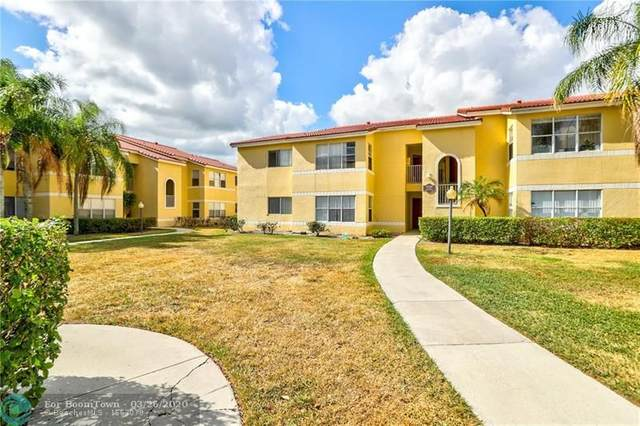 12760 Vista Isles Dr #721, Plantation, FL 33325 (MLS #F10223447) :: Green Realty Properties