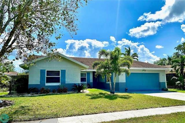 172 SW 126th Ave, Plantation, FL 33325 (MLS #F10223454) :: Green Realty Properties