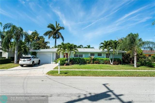 2511 NE 48th Ct, Lighthouse Point, FL 33064 (MLS #F10223501) :: The O'Flaherty Team
