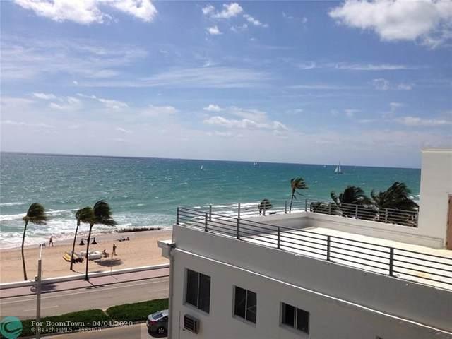 209 N Fort Lauderdale Beach Blvd 5G, Fort Lauderdale, FL 33304 (#F10224179) :: Ryan Jennings Group