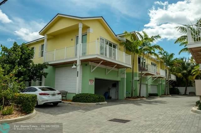 3216 NE 16TH, Pompano Beach, FL 33062 (MLS #F10224233) :: THE BANNON GROUP at RE/MAX CONSULTANTS REALTY I