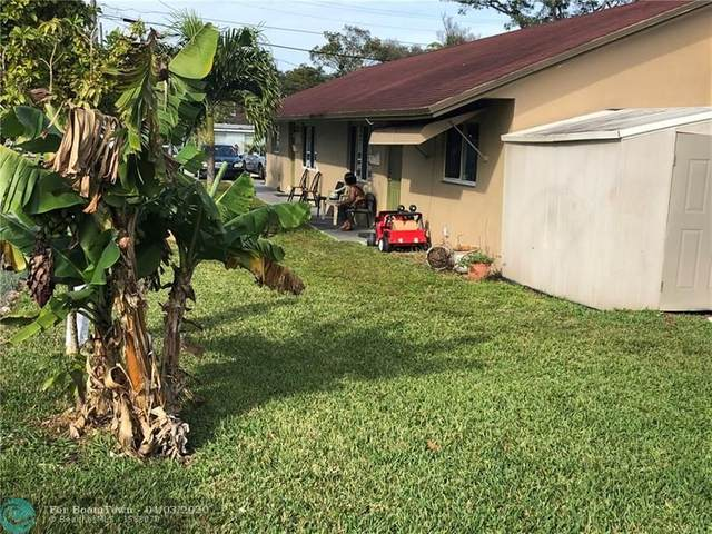 3912 SW 14th St, Fort Lauderdale, FL 33312 (MLS #F10224286) :: The O'Flaherty Team