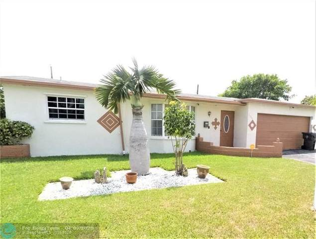3184 NW 40th St, Lauderdale Lakes, FL 33309 (MLS #F10224364) :: The Howland Group