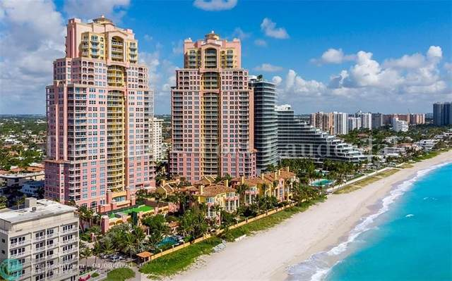 2110 N Ocean 4B, Fort Lauderdale, FL 33305 (MLS #F10224437) :: Patty Accorto Team