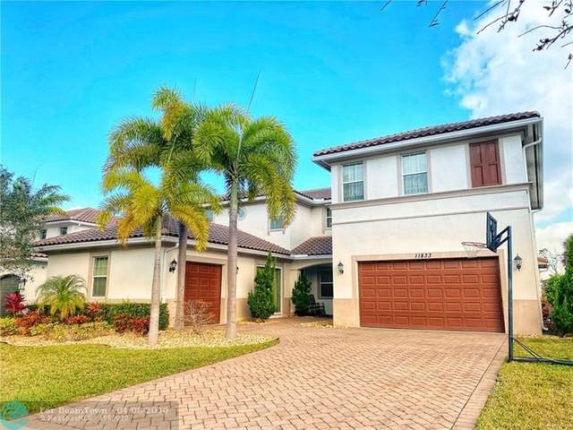 11833 NW 79th Ct, Coral Springs, FL 33076 (MLS #F10224556) :: GK Realty Group LLC
