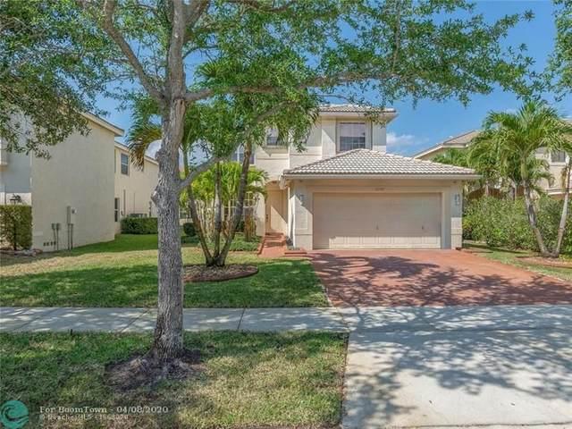 16341 SW 29th St, Miramar, FL 33027 (MLS #F10224794) :: Green Realty Properties